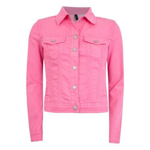 Blusão Charm Rosa